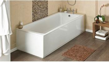 Акриловые ванны - отличное решение для ванной комнаты
