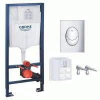 Инсталляция для подвесного унитаза Grohe Rapid SL 39503000