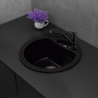 Кухонная мойка гранитная Fancy Marble Valensia 108040004