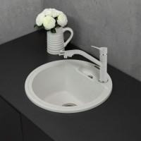 Кухонная мойка гранитная Fancy Marble Valensia 108040001
