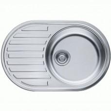 Кухонная мойка нержавейка Franke Pamira PMN 611i, 101.0255.790