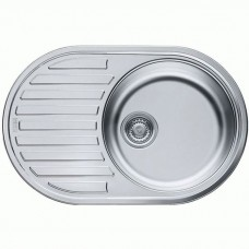 Кухонная мойка нержавейка Franke Pamira PML 611i, 101.0255.793