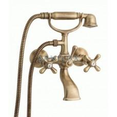 Смеситель для ванной Emmevi Deco Classic BR12011