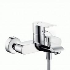 Смеситель для ванной Hansgrohe Metris 31480000