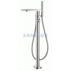 Смеситель напольный для ванной Aqua-World Annecy An8180-D87