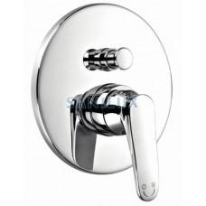 Смеситель скрытого монтажа Aqua-World Art Deco СМ35Ад.14.2в