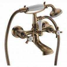 Смеситель для ванной Imprese Cuthna 10280 antiqua-n