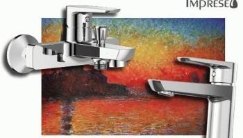 Смесители Imprese – простое решение для ванной