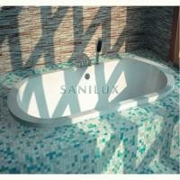 Ванна акриловая Aqua-World AW805-1