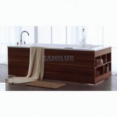 Ванна литой мрамор Aqua-World АВ0905
