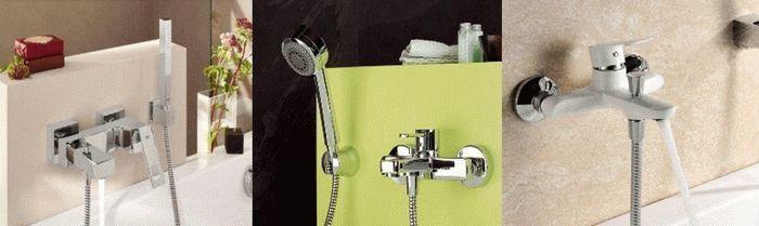 купить смеситель для ванной в Киеве