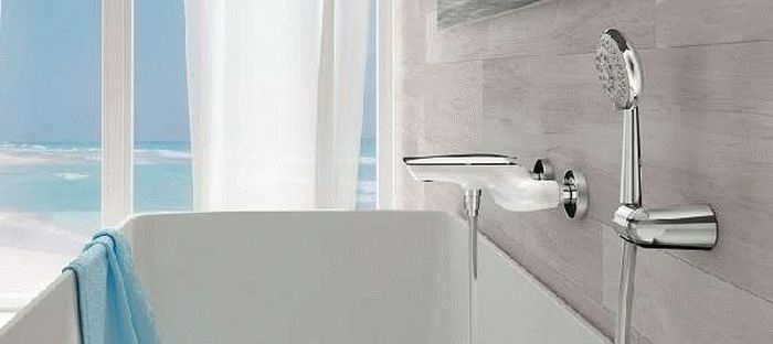 смесители для ванной недорого