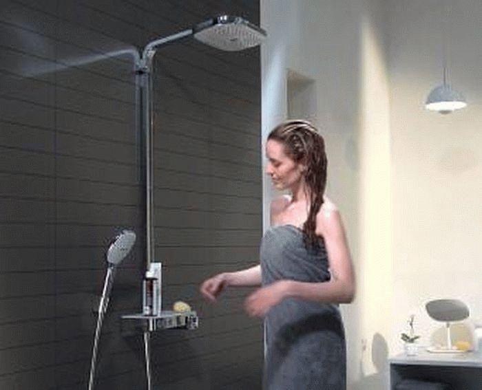 купить душевую систему в Киеве