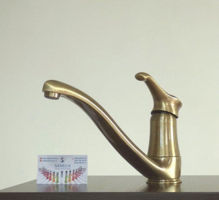 итальянские смесители Emmevi Tiffany