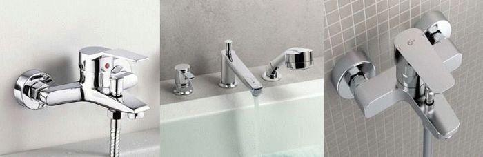 Немецкие смесители для ванной недорого