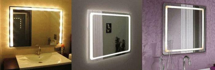 купить зеркало для ванной в Киеве
