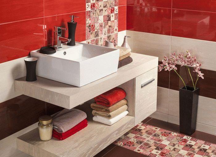 купить мебель для ванной в Киеве недорого