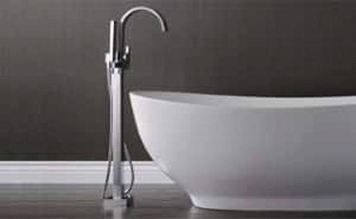 напольный смеситель для ванны цена