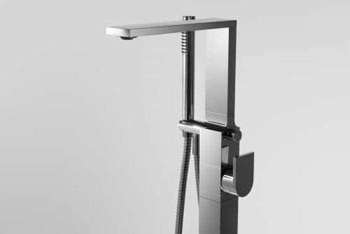 напольный смеситель для ванной
